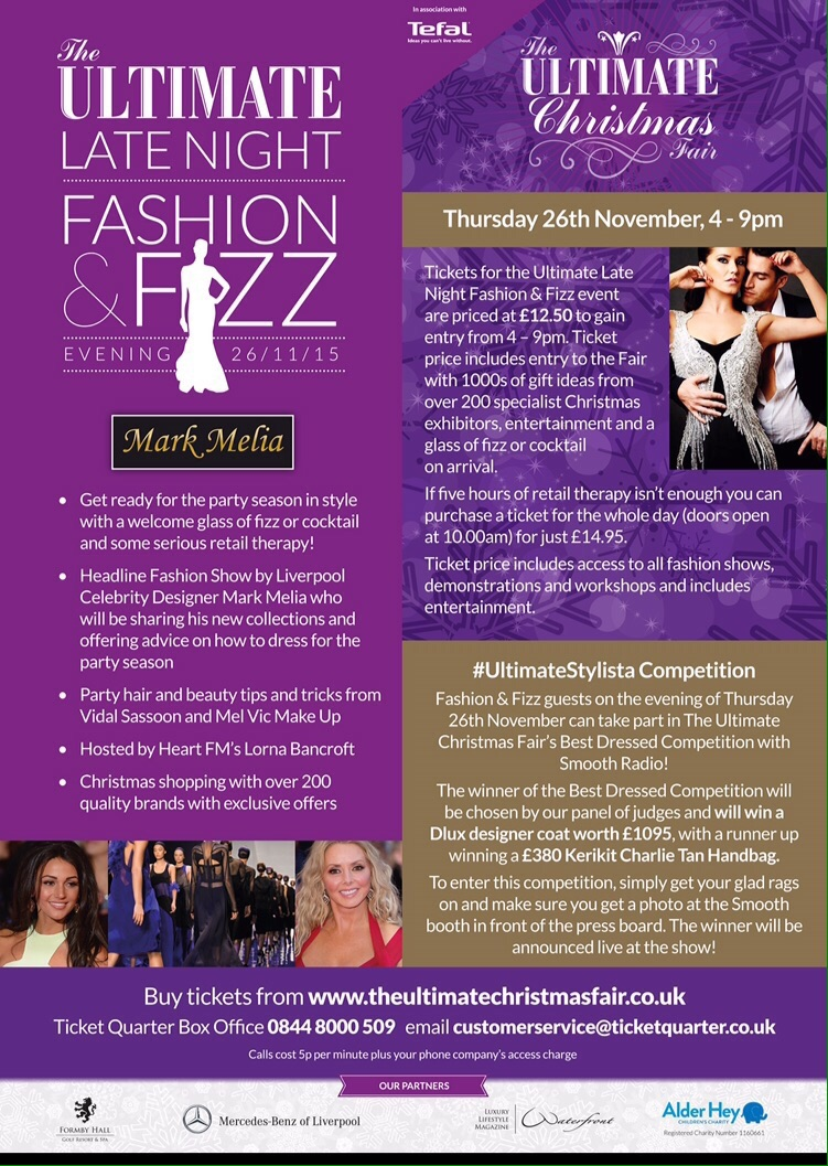Fashion and Fizz Night