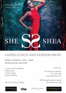 She Shea's Ladies Lunch